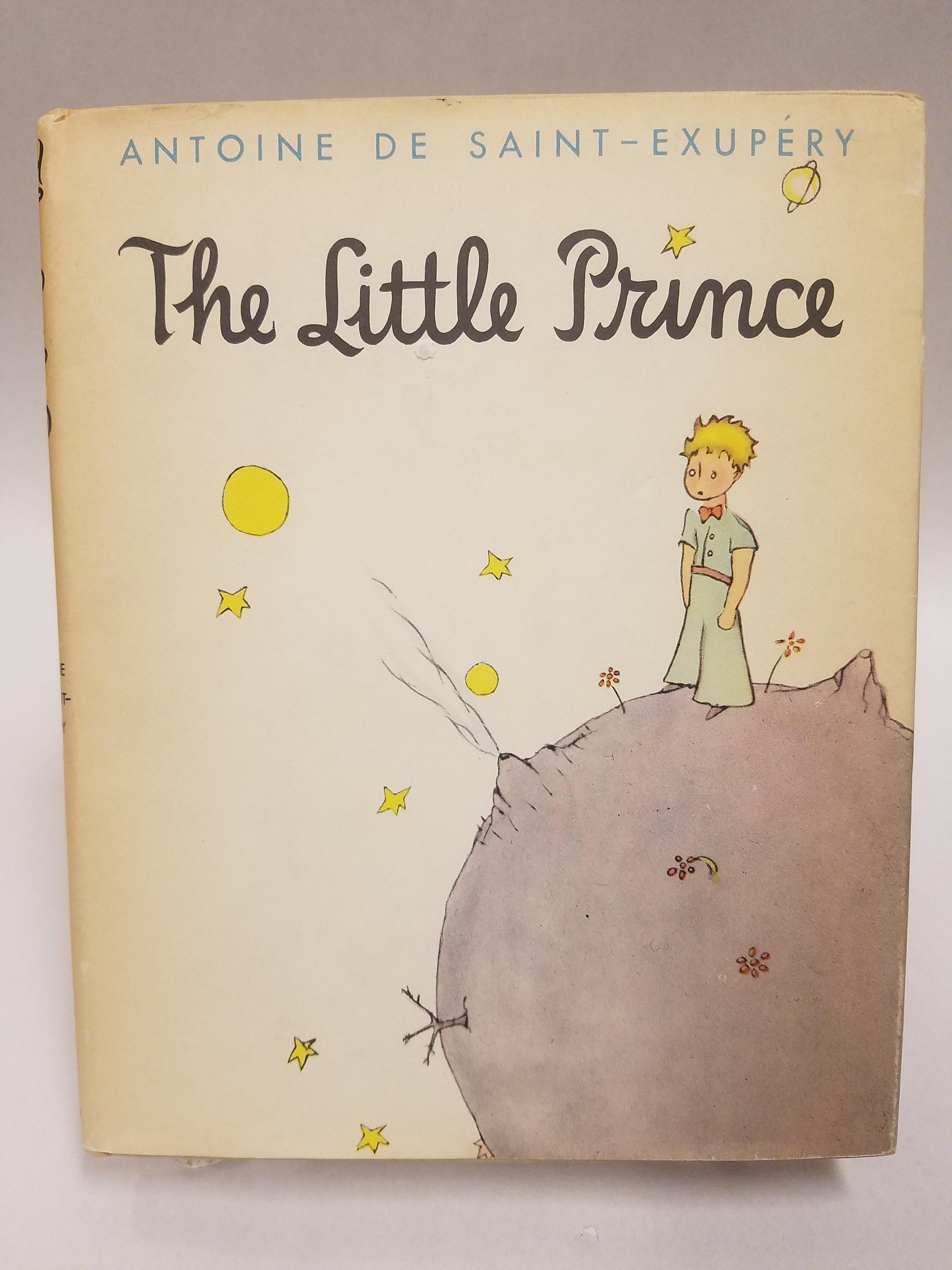 The Little Prince Antoine De Saint Exupery Hpb