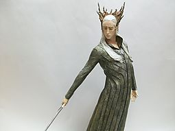 King Thrandruil Statue - The Hobbit - Weta Collectibles