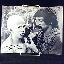 Tom Savini (Friday the 13th) Signed Photo