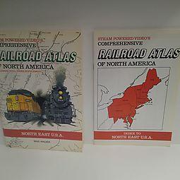 Steam Powered Video's Comprehensive Railroad Atlas of North America: Arizona and New Mexico