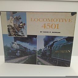 Locomotive 4501