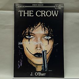 The Crow #1 (First Printing)