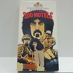 200 Motels [VHS]