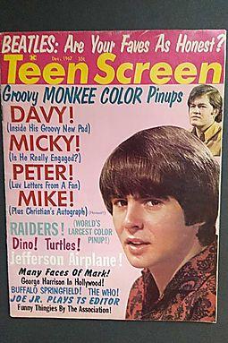 Teen Screen Magazine