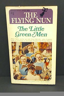 The Flying Nun #4: The Little Green Men