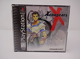 Xenogears (Playstation)