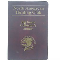 North American Hunting Club Big Game Collector's Series Coin Collection