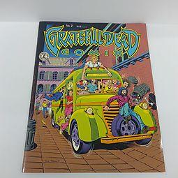 Greatful Dead Comic No.2