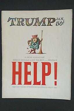 Trump #1 January 1957