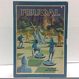Feudal (Ah Leisure Time/Family, Game No. Ga-270)