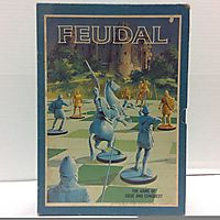 Feudal (Ah Leisure Time/Family, Game No. Ga-270)