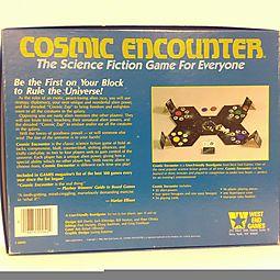 Cosmic Encounter Fair/NM-