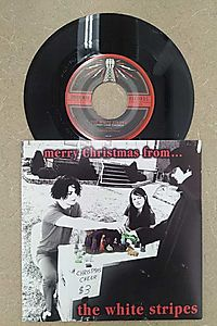 Merry Christmas from...The White Stripes