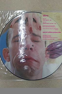 Devo Special Edition Picture Disc