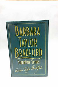 Barbara Taylor Bradford Signature Series Boxed Set 3 Books - To Be the Best, Hold the Dream & a Woman of Substance