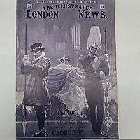 Illustrated London News No. 5050 Vol. 188