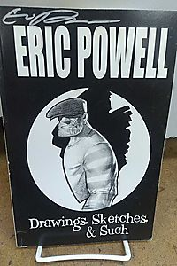 Eric Powell Drawings, Sketches and Such #1 (2002)