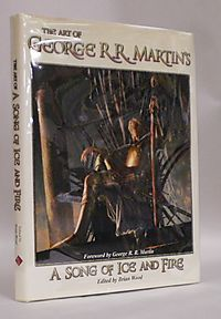 The Art Of George R.R. Martin's; A Song Of Ice And Fire