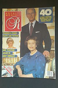 Royalty Monthly Vol. 7, #3, December 1987