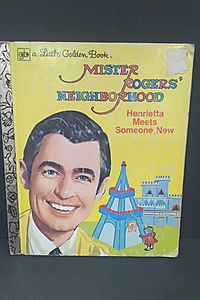 Henrietta Meets Someone New : Mister Rogers' Neighborhood
