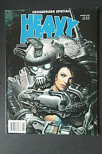 Heavy Metal Magazine Spring 1999
