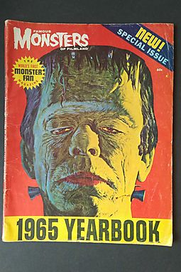 Famous Monsters of Filmland 1965 Yearbook