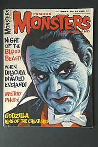 Famous Monsters of Filmland Number 35