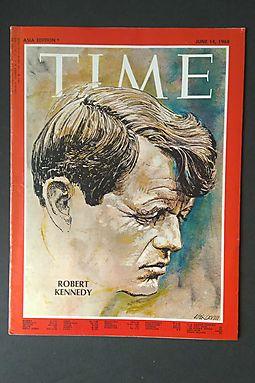 Time Magazine, June 14, 1968