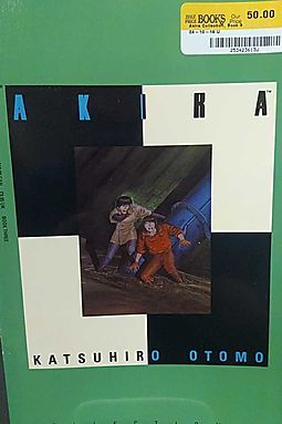 Akira Collection Book Three