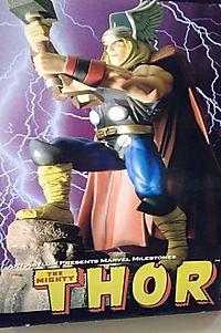 Marvel Milestones: Thor Statue