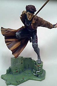 "Gambit 8"" statue"