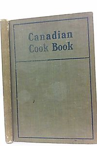 The Canadian Cook Book