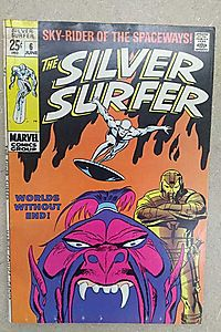 The Silver Surfer #6
