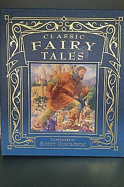 Classic Fairy Tales & Mother Goose (Leather Bound)