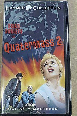 Quatermass 2 [VHS]