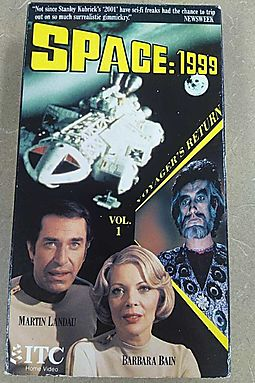Space 1999:Voyager Returns [VHS]