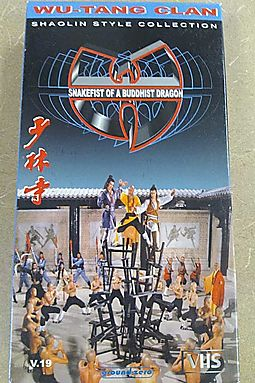 Wu-Tang Clan: Snakefist of a Buddist Dragon (Shaolin Style Collection) [VHS]