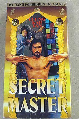 Secret Master [VHS]
