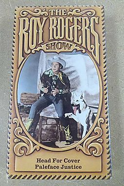 Roy Rogers Show Vol. 4 [VHS]