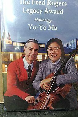 Fred Rogers Legacy Award - Honoring Yo-Yo Ma DVD