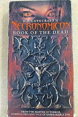 Necronomicon: Book of the Dead [VHS]