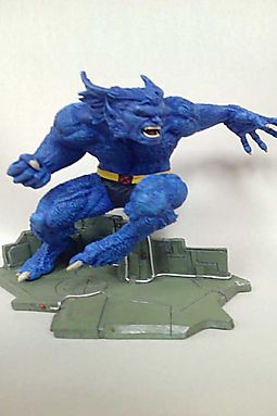 Beast statue