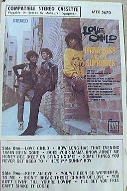 Love Child [Cassette]