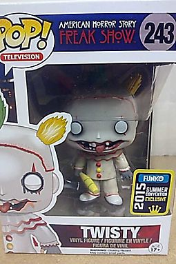Funko Pop! Twisty the Clown