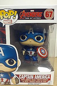 Funko Pop! Captain America