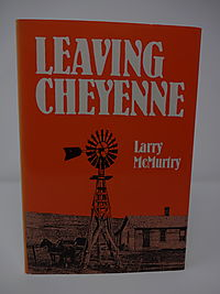 Leaving Cheyenne (Southwest Landmark)