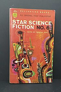 Star Science Fiction No.6