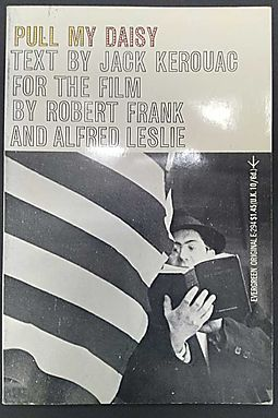 Pull My Daisy (DVD, text booklet, and photomagazine)