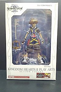 Kingdom Hearts 2 Sora Action Figure
