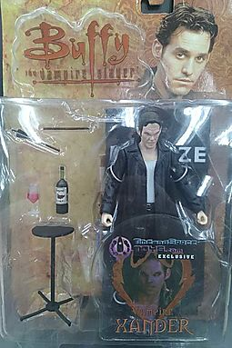 Buffy The Vampire Slayer: Vampire Xander Action Figure